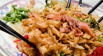 What is Yee Sang?
