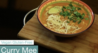This Vegan Gluten-Free Curry Mee You Can Feel Good About Eating