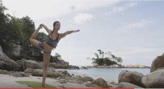 Yoga Basics – Dancer Pose Tutorial For Beginners
