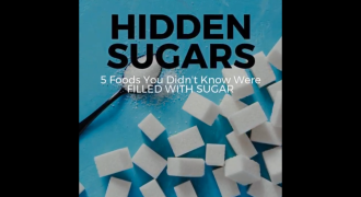 5 Foods That Are Filled With Sugar (You'll Be Surprised!)