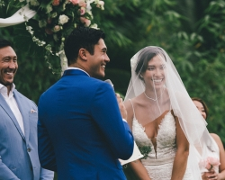 Get Up Close with Celebrity Couple Liv Lo & Henry Golding