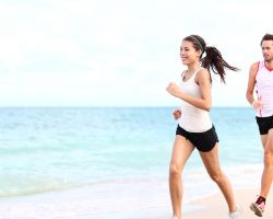 5 Reasons To Go For Early Morning Beach Runs