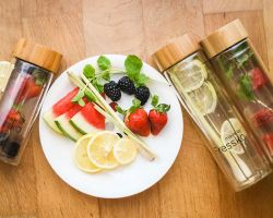 Infused With Goodness – Water With A Twist