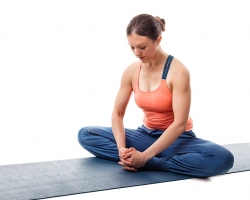 Yoga Pose of the Week: Baddha Konasana