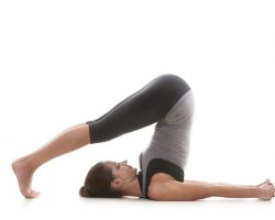 Yoga Pose of the Week: Halasana (Plow Pose)
