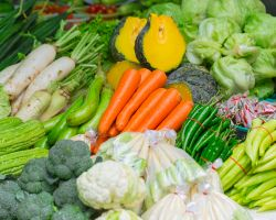 What Fruits & Vegetables Have The Most Pesticide Residue In Asia