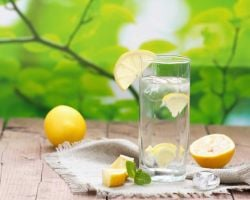 My 'Warm Lemon Water' Experiment