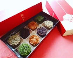 Raw With Chef Yin - M is for Mooncake Musings