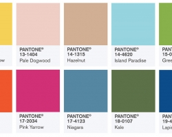 When Fashion Meets Food: Our 5 Faves From Pantone Fashion Color Report Spring 2017