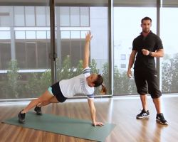 Work Those Abs With Olympian Diver Pandelela Rinong