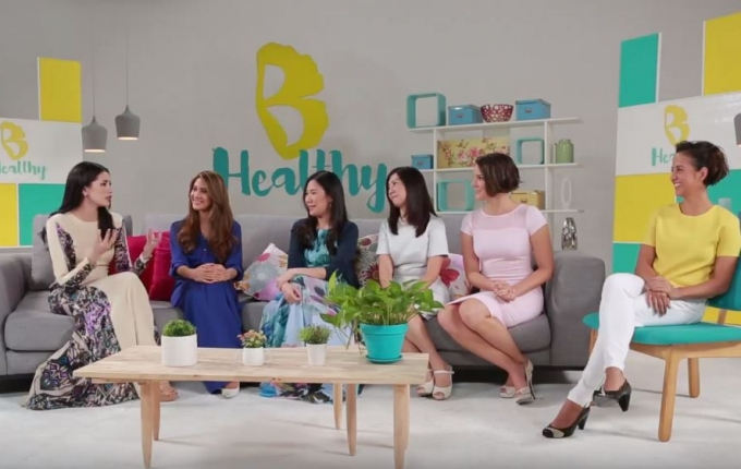 Astro & PurelyB To Unveil Health and Fitness TV Show, B Healthy