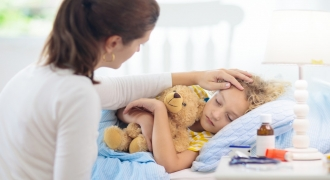 Dangerous flu symptoms: How to identify this in your kid