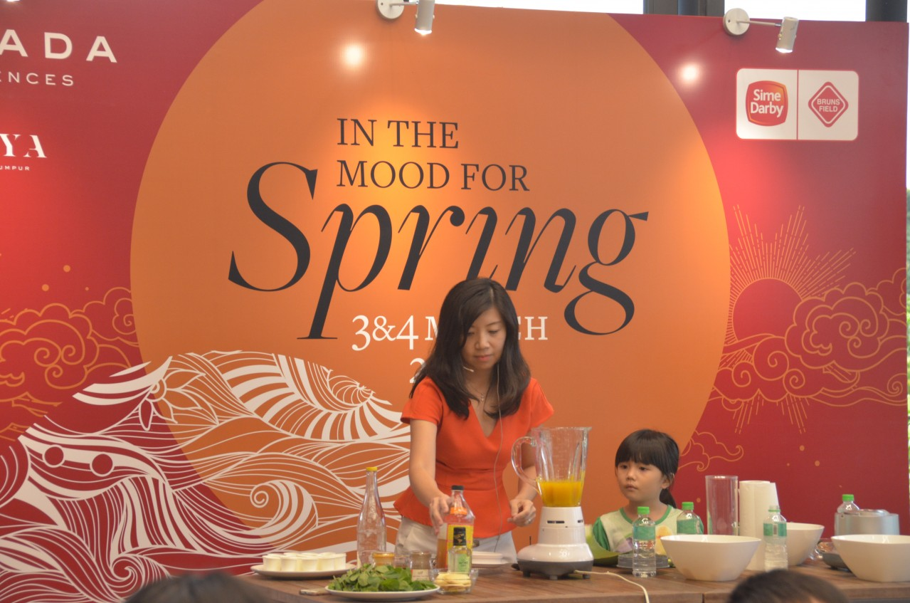 Senada Residences Brings Wellness To Their Chinese New Year Festivities