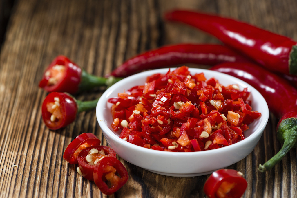 How Spicy Food May Extend Your Life