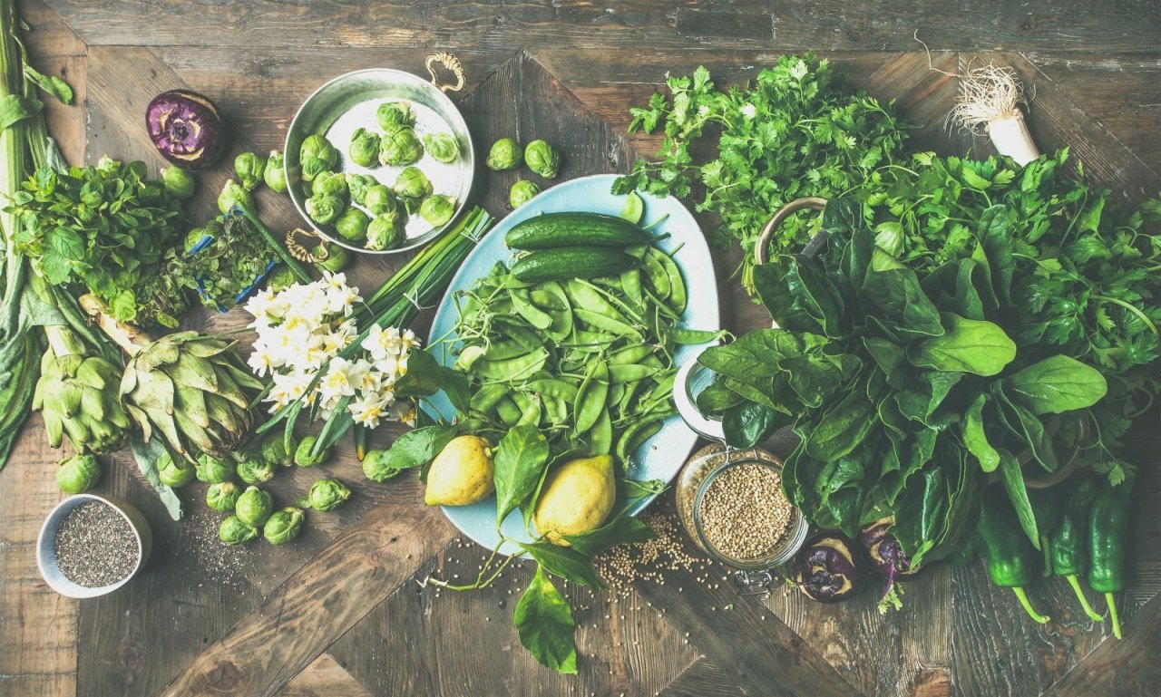 Getting Enough Iron On A Plant-Based Diet: Here's What You Need To Know