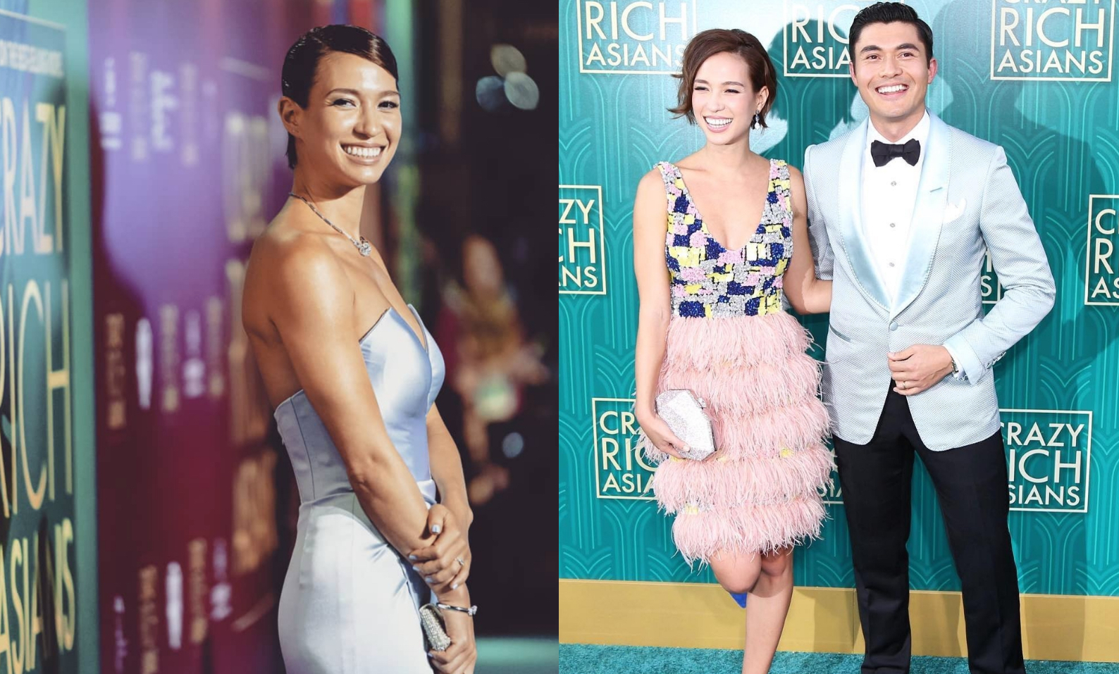 Liv Lo Shares Her Fitness Secrets For Getting Red Carpet Ready With Husband, Henry Golding