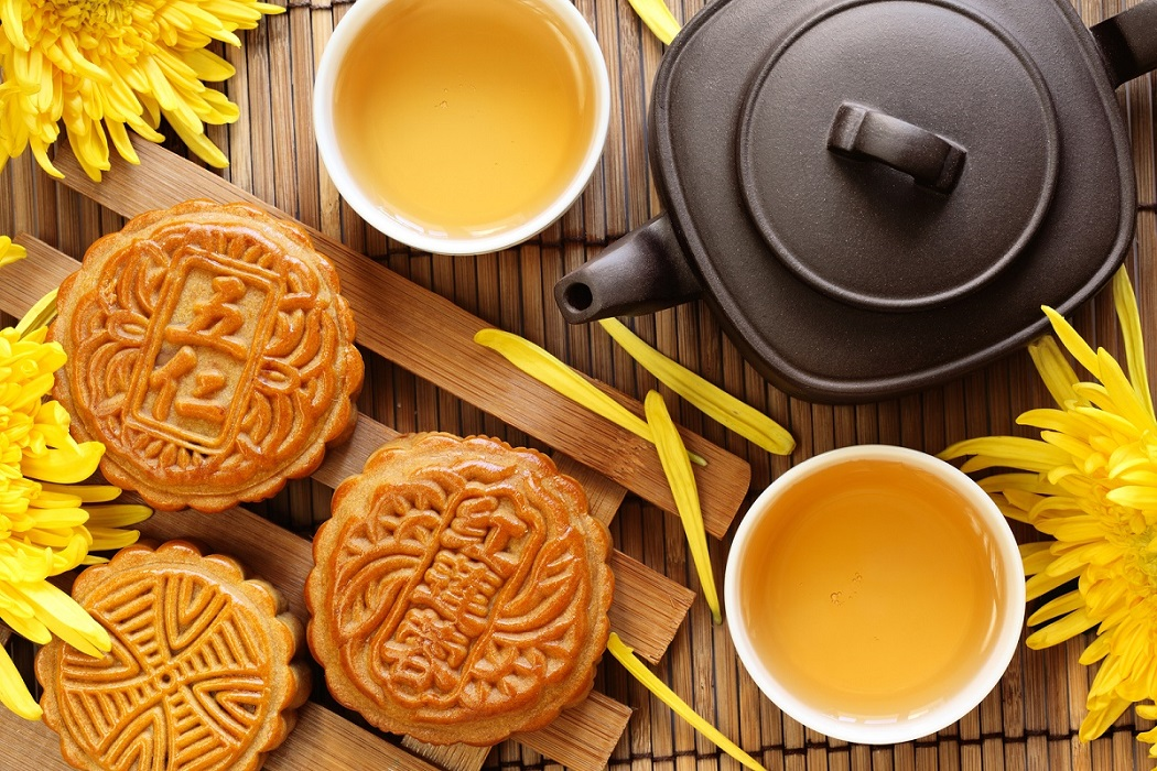 Tea + Mooncake – The Art of Pairing