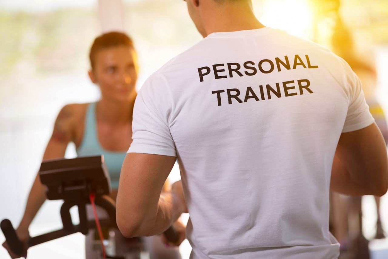 Image result for personal trainer