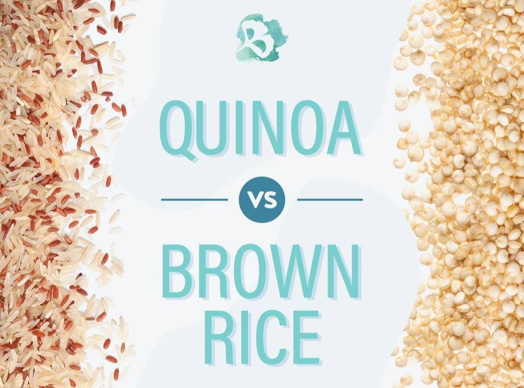 Brown Rice Versus Quinoa