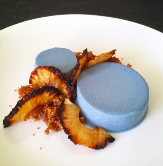 You Won't Be Able To Guess What This Delicious Vegan Panna Cotta Is Made With