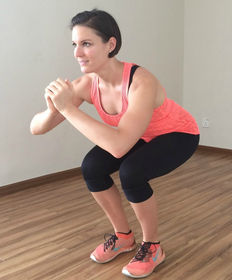 From Flabby To Firm: Butt-Sculpting Workout