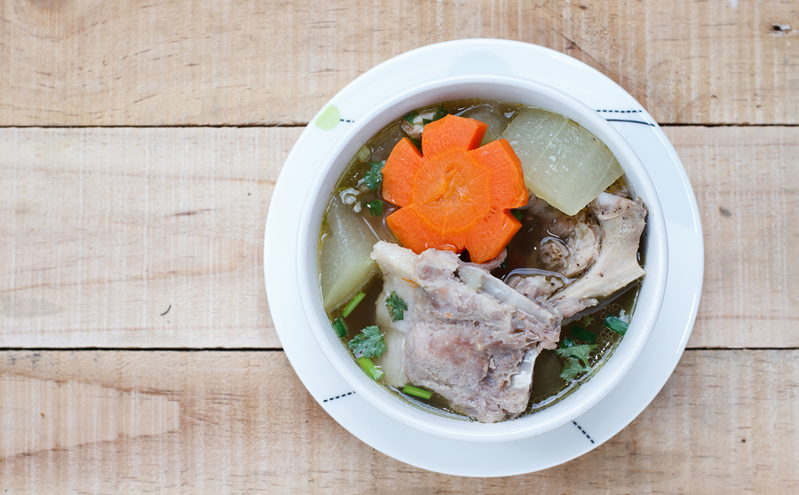 Why Everyone Is Obsessing Over An Age-Old Asian Tradition: Bone Broth