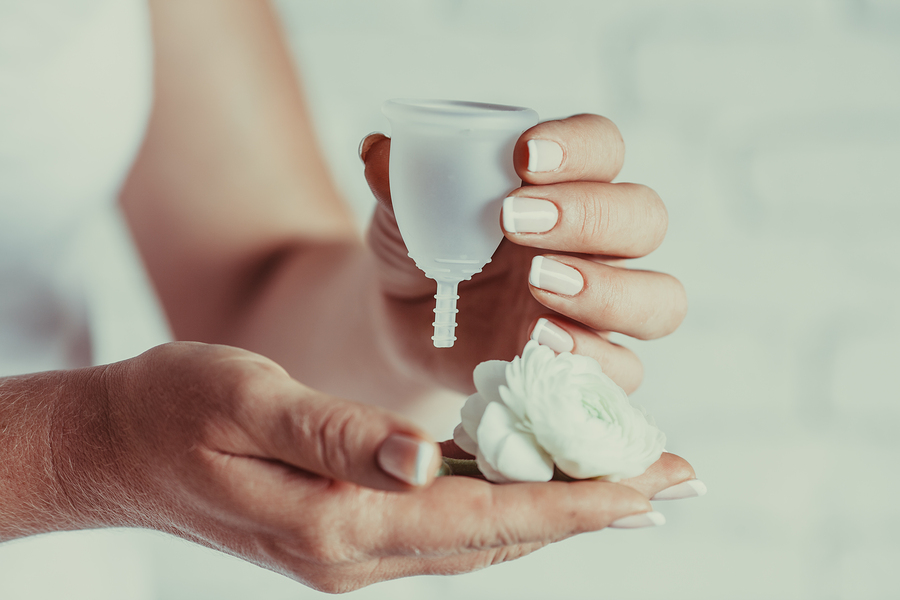 I Wore A Menstrual Cup For The First Time: This Is What Happened