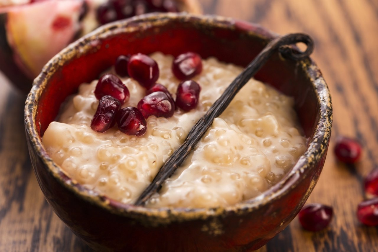 Superfood Tapioca Pudding Recipe