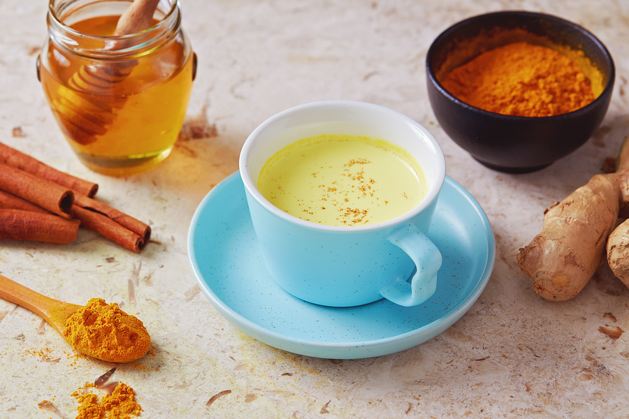 The Healing Turmeric Latte That Will Make You Pass On Your Morning Coffee