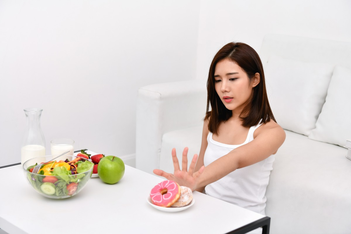 Tiny habits to help create a healthier relationship with food