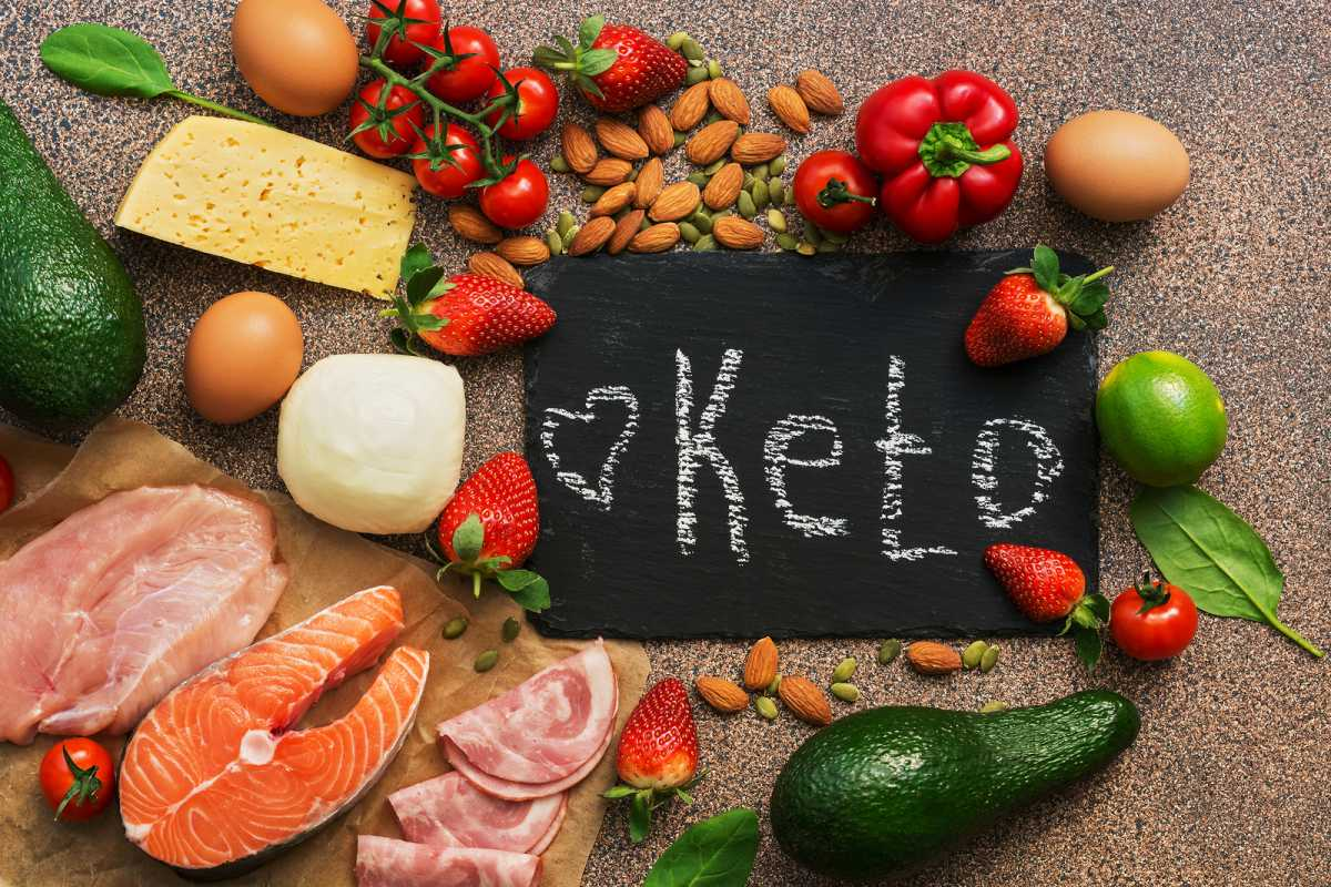 Your Ultimate Keto Diet Grocery List