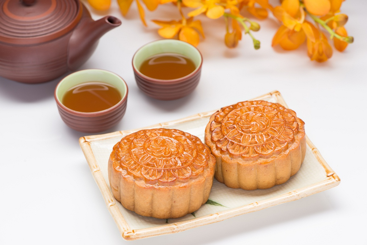 Celebrate The Mid-Autumn Festival With Healthy Mooncakes!