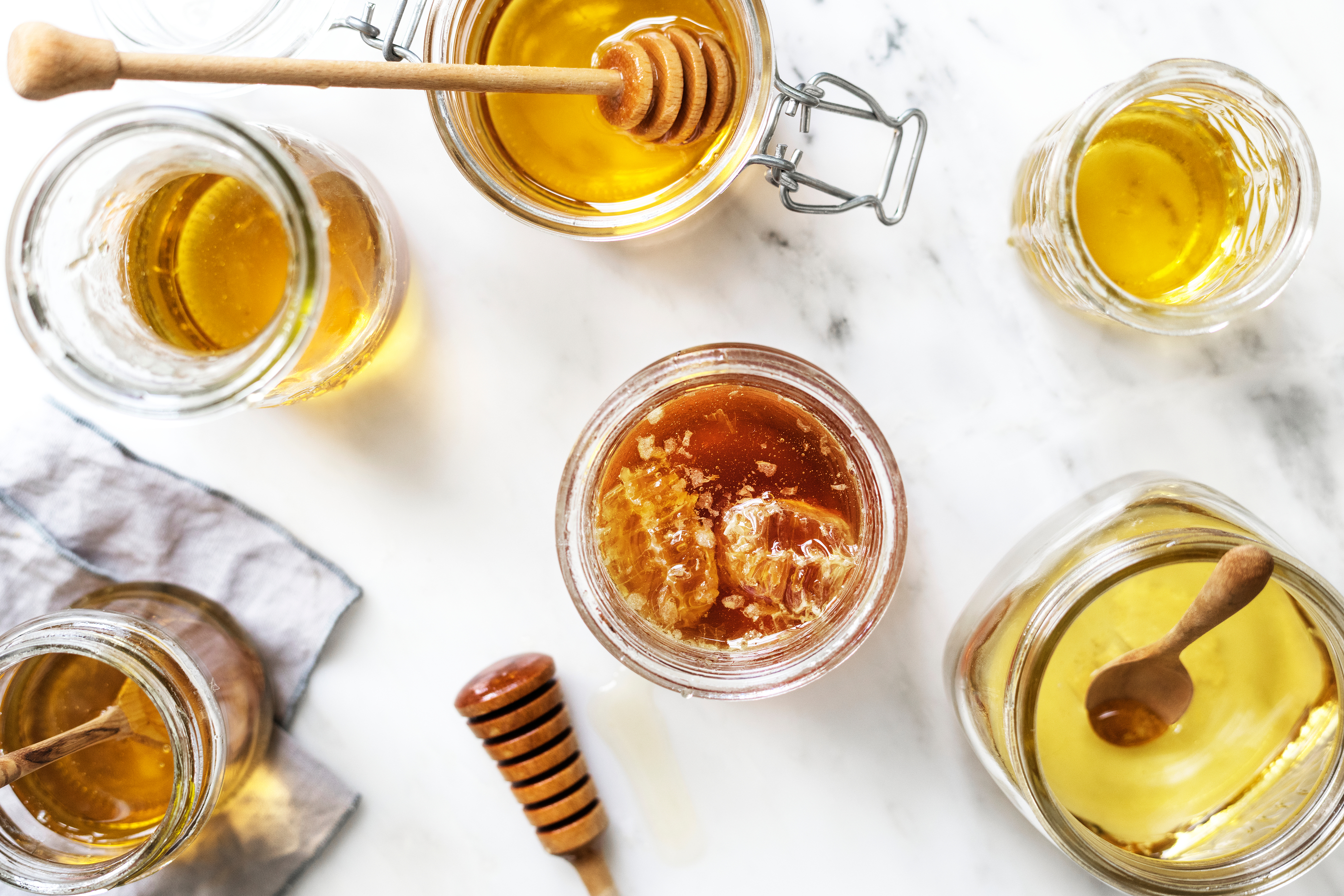 The Healing Power of Honey—7 Health Benefits Of This Liquid Gold