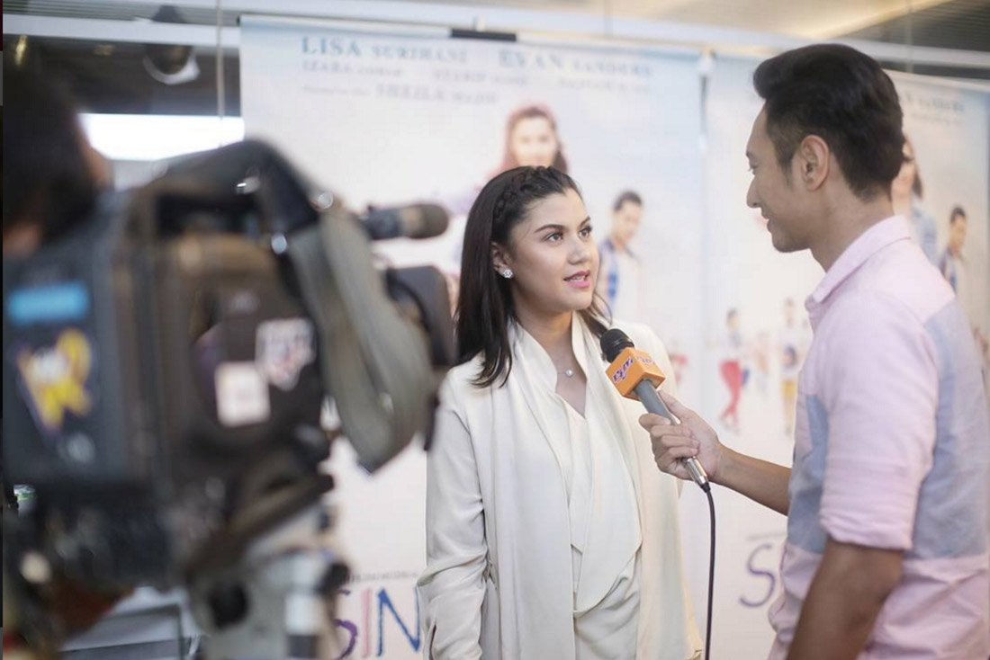 Lisa Surihani: What Helped Me Shed The Baby Weight