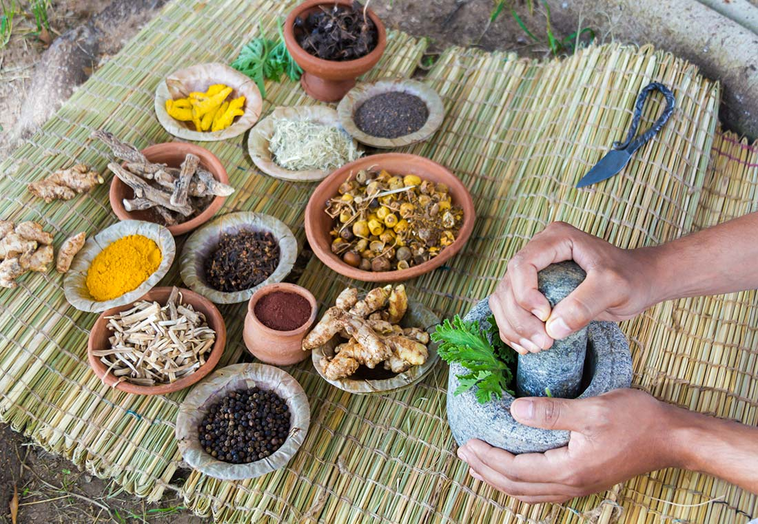 Caught A Bug? Try These All-Natural Ayurvedic Home Remedies
