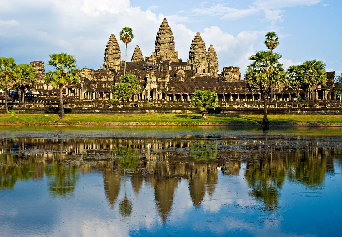 Run Angkor Wat? Why Not!