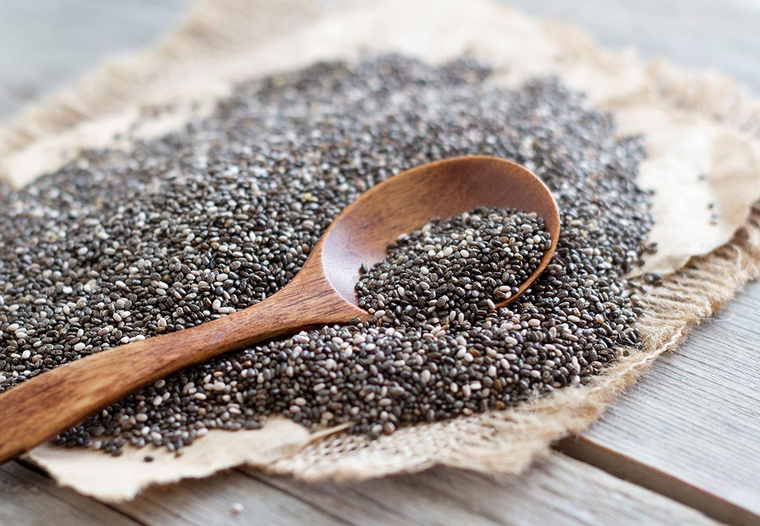 Seed Up: Why You Should Eat Chia Seeds