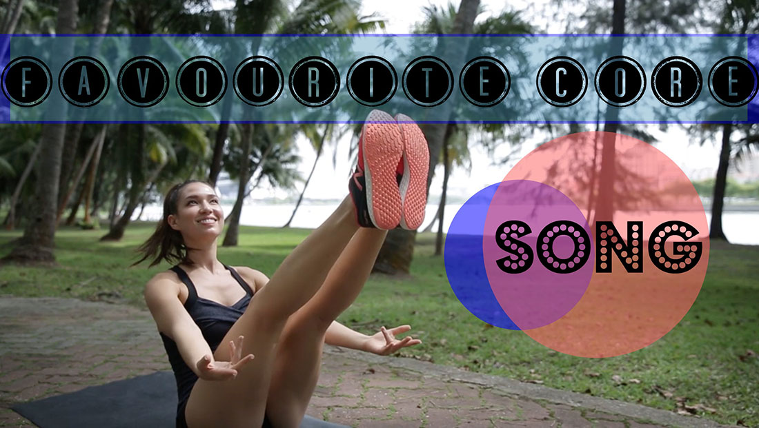 Fit Challenge Series – Work That Core