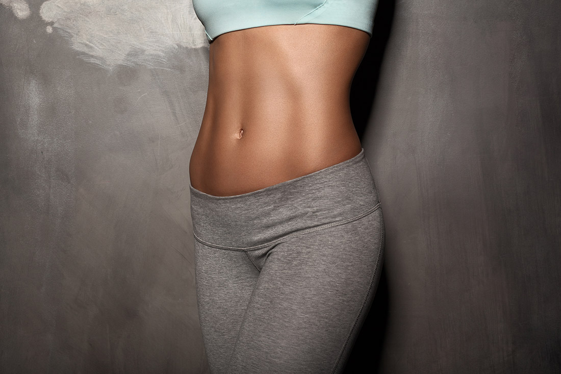 Top 5 Tips For A Flat Tummy