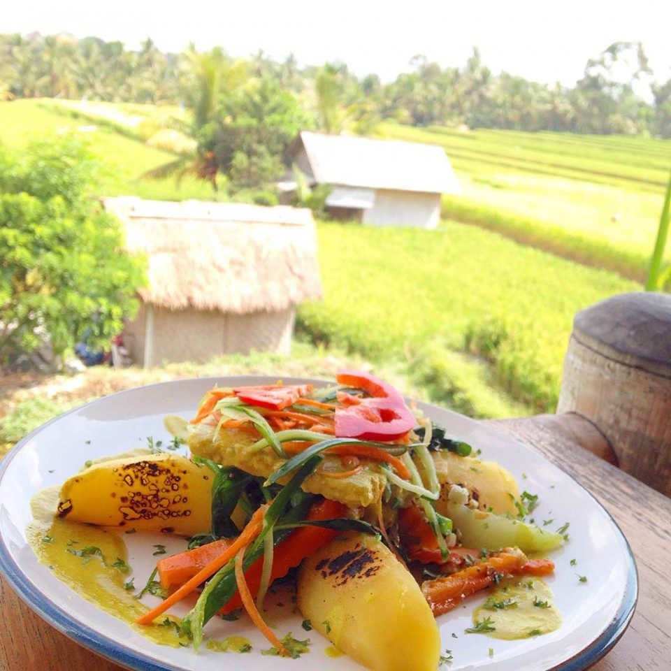 Top 5 Healthy Places To Eat In Bali