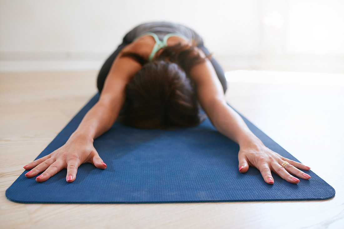 My Yoga Practice: Progress, Not Perfection
