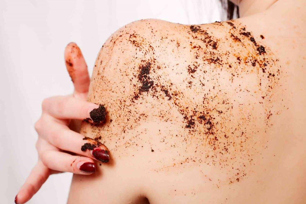Turn Your Home Into a Spa With This 3-Ingredient DIY Coffee Scrub