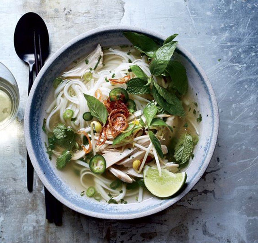 A Gluten-Free, Comforting Bowl of Noodles You'll Be Pho-nd Of