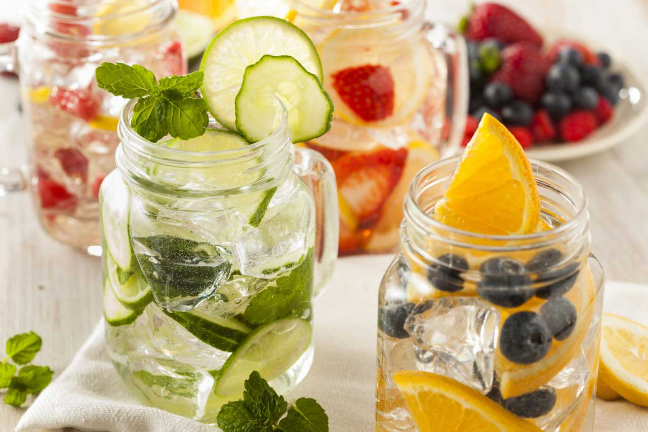 7 Ways To Make Water Even Healthier