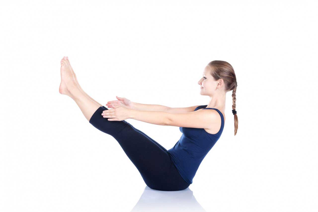 Yoga Pose of the Week: Paripurna Navasana or Boat Pose