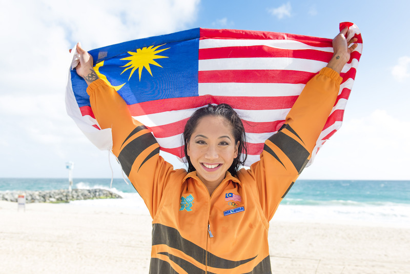 Heidi Gan – Champion Open Water Swimmer