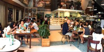 The Living Cafe & Deli (Singapore)