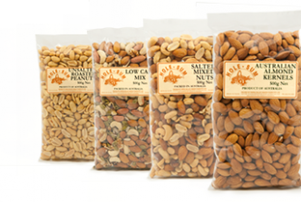 Yarra Valley Hole-Sum Nuts 500g